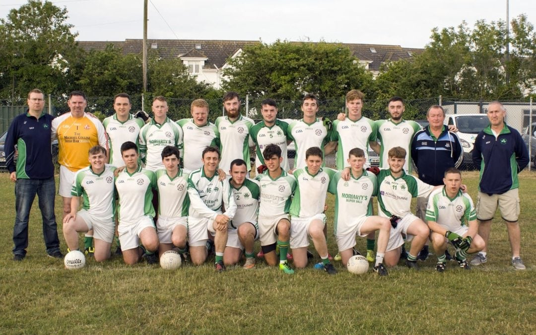 Reserve team defeated in Mooney Cup Final