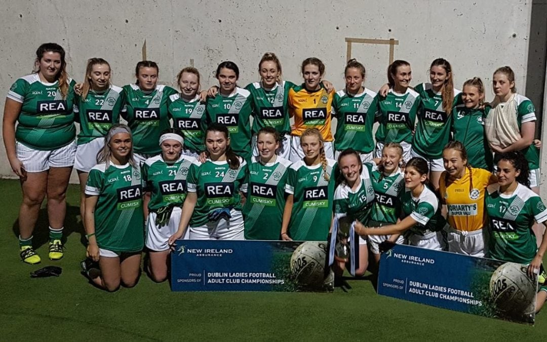 O'Dwyers win battle of of north county to win Ladies JFC B final