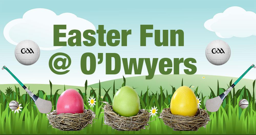 Easter Camp in O'Dwyers Balbriggan 2019