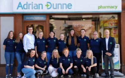 Thank You Adrian Dunne Pharmacy