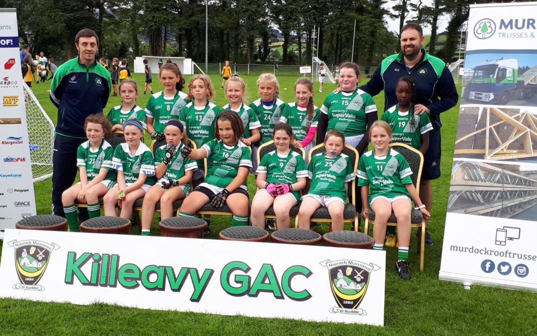 U10's have a great time in Killeavy Tournament