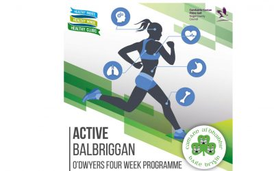 Active Balbriggan – O'Dwyers 4 week Programme