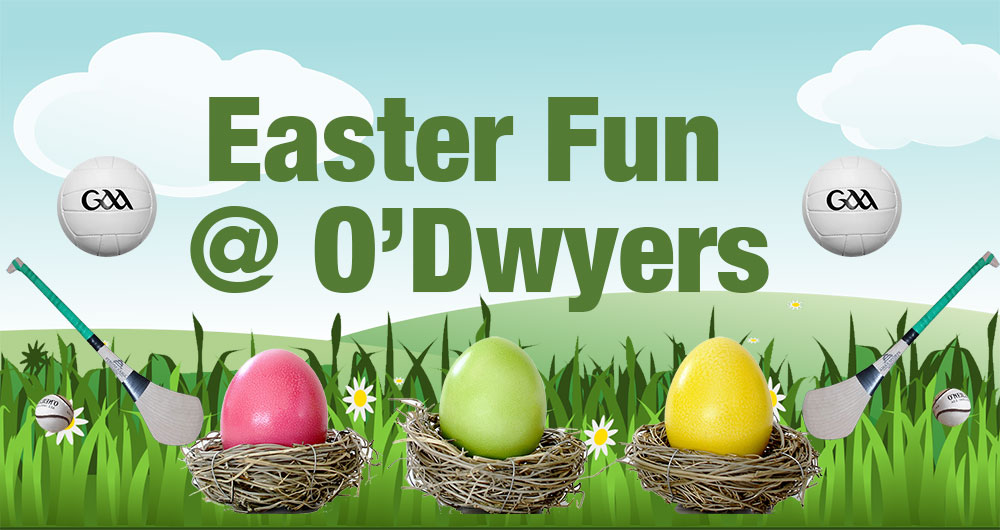 Easter Camp in O'Dwyers Balbriggan 2019