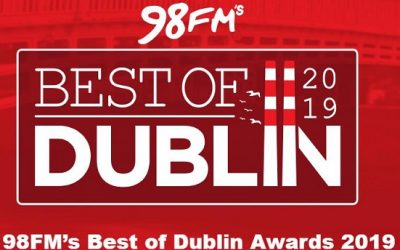 Vote for O'Dwyers in 98FM's Best Dublin Sports Club Competition