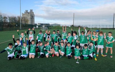U10's go from strength to strength