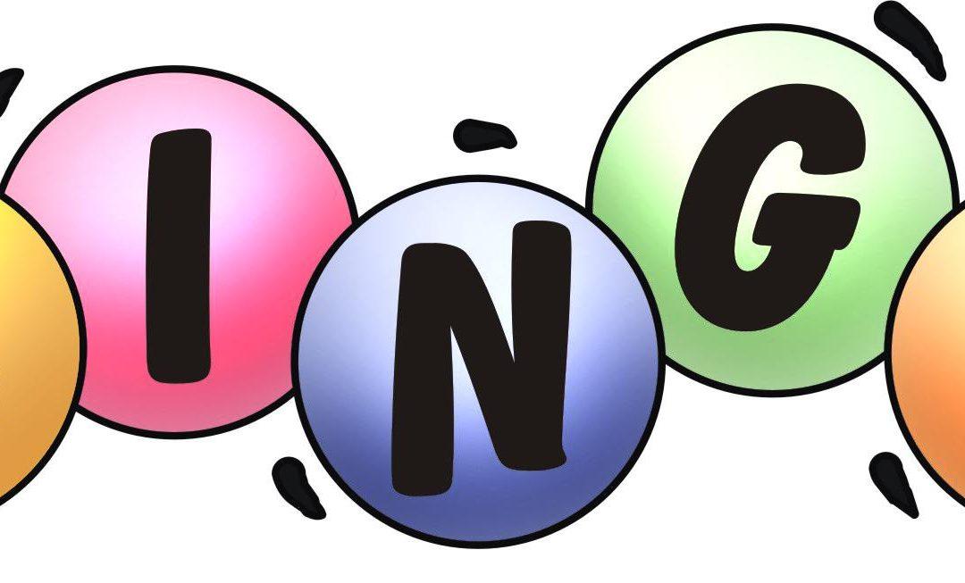 Bingo and Lotto Update
