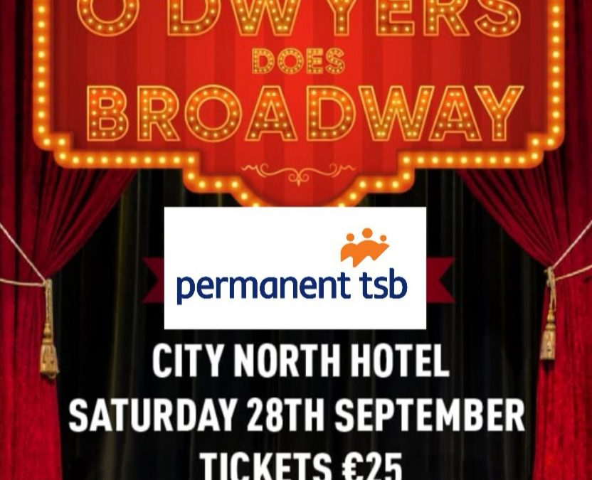 O'Dwyers Does Broadway!