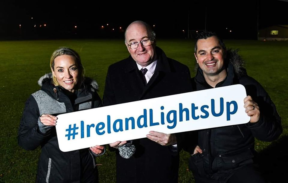 Operation Transformation, Ireland Lights Up