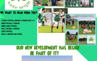 Be part of it!!