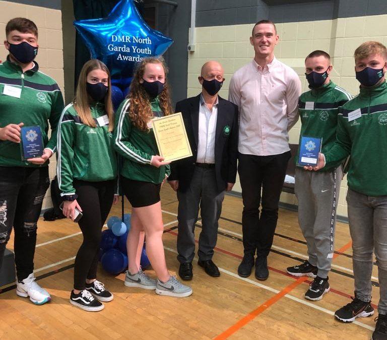 Garda Youth Award Winners 2021